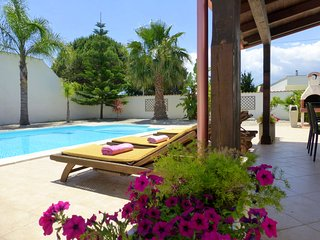Villa Nicola, seaside villa with pool, AirCon, free WiFi, owners live locally