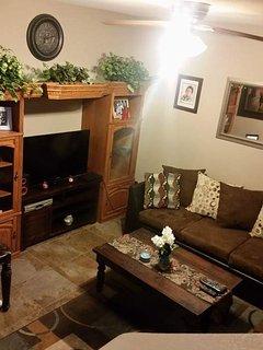 TV room bottom level
