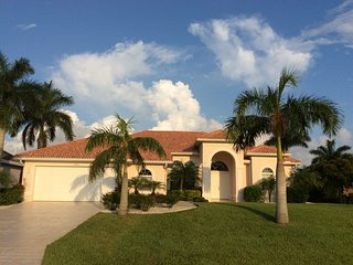 Villa Cape Royal in best Cape Coral