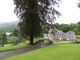 Ben Cruach Lodge, Tarbet