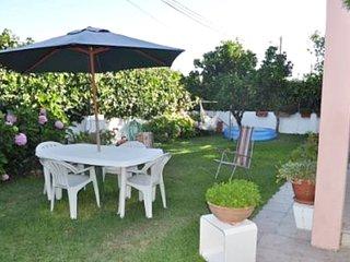 Casa para vacaciones cerca de Lisboa y de la playa