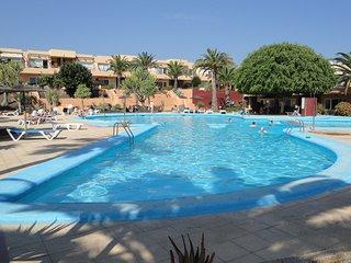 Appartamento HIBISCUS in residence con piscina, Corralejo