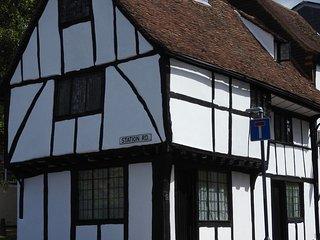 Lovely medieval timber framed cottage