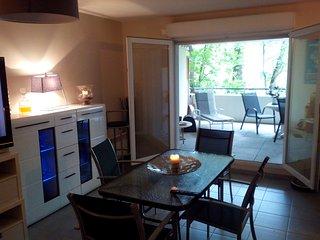 Appartement T4 avec terrasses et piscine, Toulouse