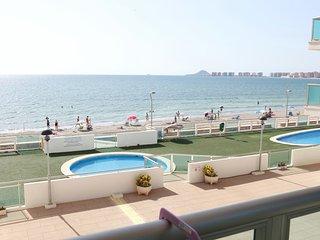 Apartemento con vista a Mar Mediterraneo, Murcia