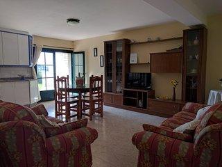 Apartamento Playa de Bascuas 2 habitaciones, Noalla