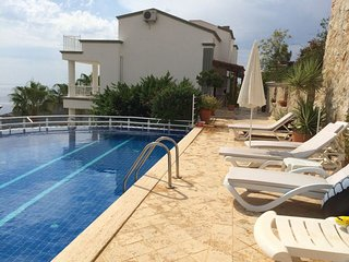 Modern 2 bedroom apartment with  the best view, Kalkan
