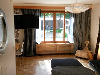 City Area 2BR+Sauna+free shuttle from the Airport