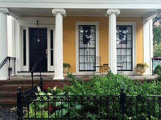 Historic 3BR Home, mins to K.Sq, MIT & Harvard