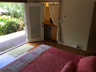 Zen Villa in Haleiwa Historic Town! 2bed/2bath