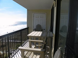 Beautiful Oceanfront 3 Bedroom Condo, Noord Myrtle Beach