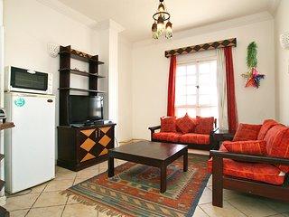 Hurghada One bedroom apartments 140 from sea Dahar