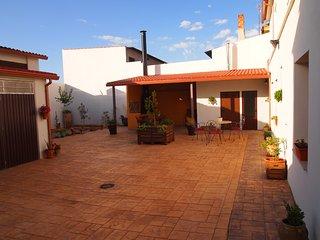 """Casa La Abuela"" en Villamalea La Manchuela (Albacete) cerca de Alcala del Jucar"