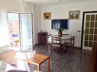 Apartamento espacioso: 3 habitaciones, Tossa de Mar