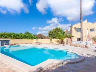 Villa Natacha en Calp,Alicante,para 6 huespedes