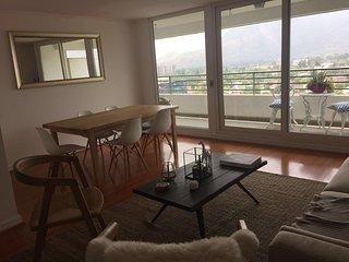 Fabuloso apartamento en Las Condes, Santiago