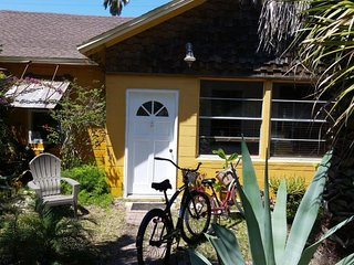 Saint Augustine Beach Cottage