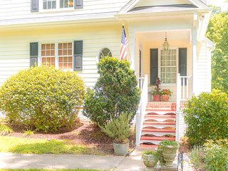 Country Comfort near Cary/NCSU/Downtown Raleigh