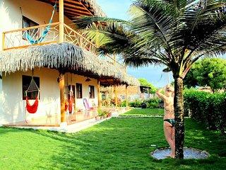Seaview Beach House - Casa Esperanto - Las Tunas, Puerto Lopez