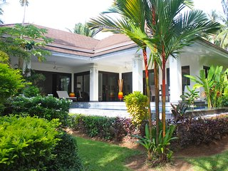 Family holiday villa with swimming pool