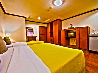 The Victory Executive Residences - Triple room
