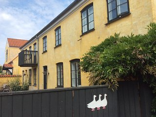 Renovated House in Oldtown 25 Mins to Copenhagen