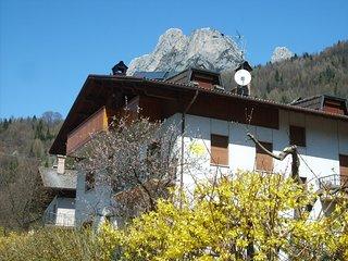 Appartamento nel cuore delle Dolomiti, Agordo.