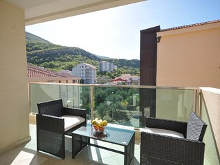 Adriatic Apartments 14,18, Becici