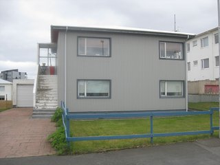 South street apartment, Keflavik