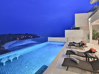 Villa Orchid-Stunning Seaviews Breathtaking Sunset, Choeng Mon