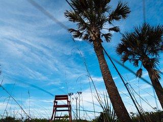 Open for Biz- no storm damage, Saint Augustine