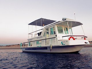 Barco Casa - Ilha da Culatra - Fuzeta, Fuseta