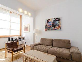 Smolenskin Apartment (Gordon/Mapu), Tel Aviv