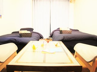 Simple stay at quiet place in Ikebukuro+wifi, Toshima