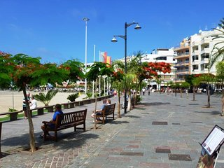 Apartment with 2 bedrooms near the beach, Los Cristianos