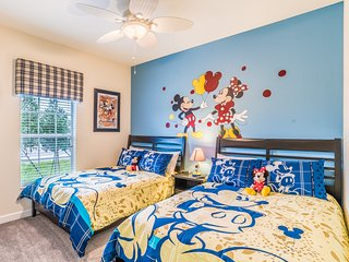 New Townhome, Private Pool, Gorgeous Resort, Near Disney, Has It All, BRL4823