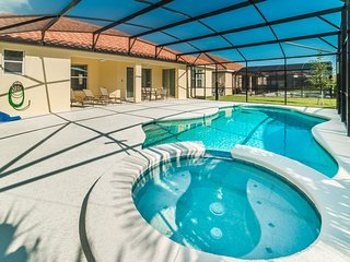 Villa 4140 'Your 5 Bedroom Vacation Rental', Loughman