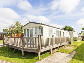 Ref 60025 (plot 79) 6 berth caravan with decking at Carlton Meres., Saxmundham