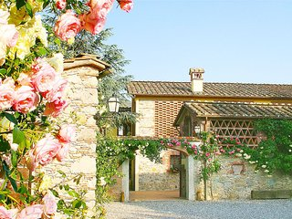 Villa for Rent in Tuscany - Fully Air Conditioned