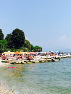 Moniga beach