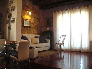 mansarda elegante in centro storico a ragusa