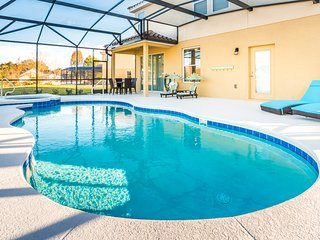 "Villa 4127 ""with Wonderful Pool Deck"", Loughman"