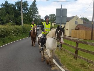 Riding Mini Break, Tattenhall