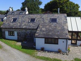 Gwyndy, near Criccieth and Pwllheli, Llangybi