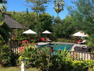 Taman Dewi Sri Villa et Bungalow, Pemuteran