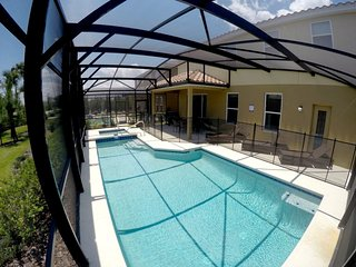 Gorgeous 5/4.5 House * Sol Terra with Private Pool