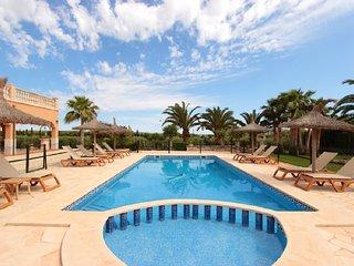 Pool-Finca Villa Valentina I, Ses Salines