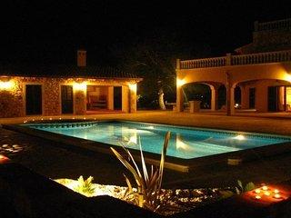 Pool-Finca Villa Valentina II, Ses Salines