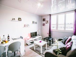★ Beau 3 pièces avec Garage ★★★ Métro St-Cyprien ★, Toulouse