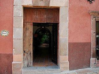 Casa Quintana, San Miguel de Allende